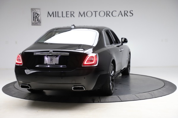 New 2021 Rolls-Royce Ghost for sale $370,650 at Bugatti of Greenwich in Greenwich CT 06830 8