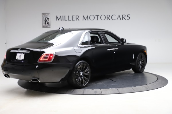 New 2021 Rolls-Royce Ghost for sale $370,650 at Bugatti of Greenwich in Greenwich CT 06830 9