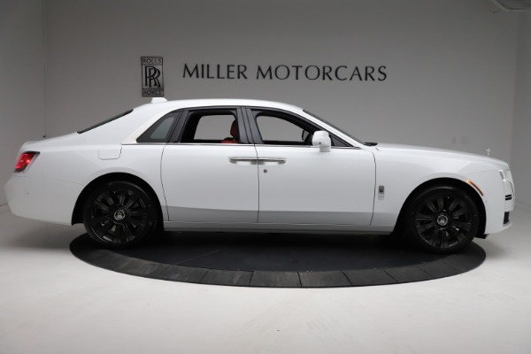 New 2021 Rolls-Royce Ghost for sale $390,400 at Bugatti of Greenwich in Greenwich CT 06830 10