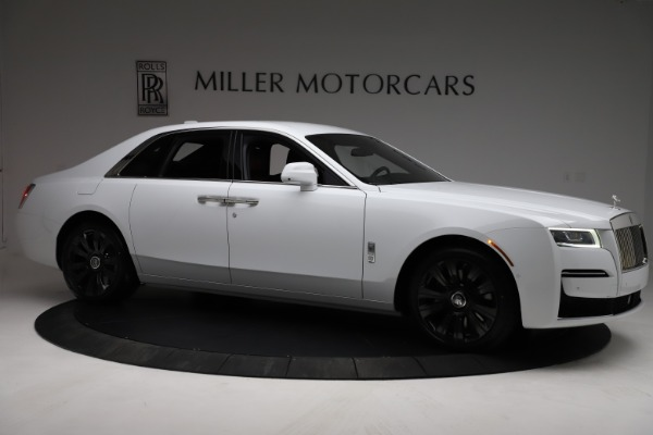 New 2021 Rolls-Royce Ghost for sale $390,400 at Bugatti of Greenwich in Greenwich CT 06830 11