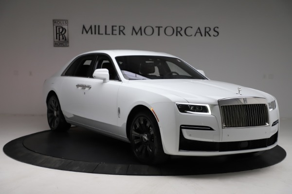 New 2021 Rolls-Royce Ghost for sale $390,400 at Bugatti of Greenwich in Greenwich CT 06830 12