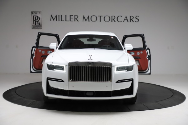 New 2021 Rolls-Royce Ghost for sale $390,400 at Bugatti of Greenwich in Greenwich CT 06830 13