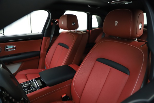 New 2021 Rolls-Royce Ghost for sale $390,400 at Bugatti of Greenwich in Greenwich CT 06830 14