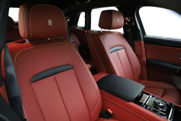 New 2021 Rolls-Royce Ghost for sale $390,400 at Bugatti of Greenwich in Greenwich CT 06830 15