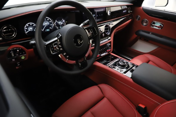 New 2021 Rolls-Royce Ghost for sale $390,400 at Bugatti of Greenwich in Greenwich CT 06830 16