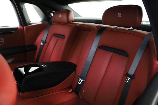 New 2021 Rolls-Royce Ghost for sale $390,400 at Bugatti of Greenwich in Greenwich CT 06830 19