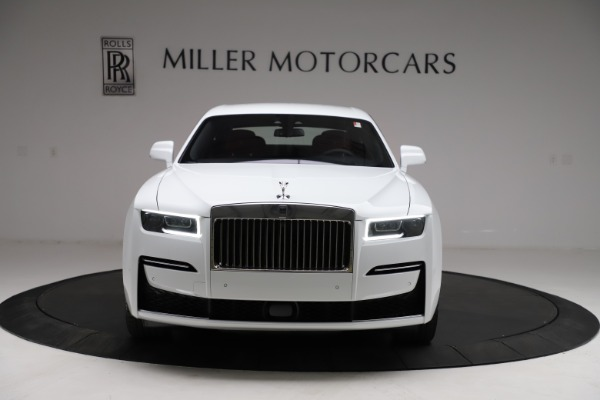 New 2021 Rolls-Royce Ghost for sale $390,400 at Bugatti of Greenwich in Greenwich CT 06830 3