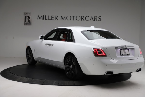 New 2021 Rolls-Royce Ghost for sale $390,400 at Bugatti of Greenwich in Greenwich CT 06830 6