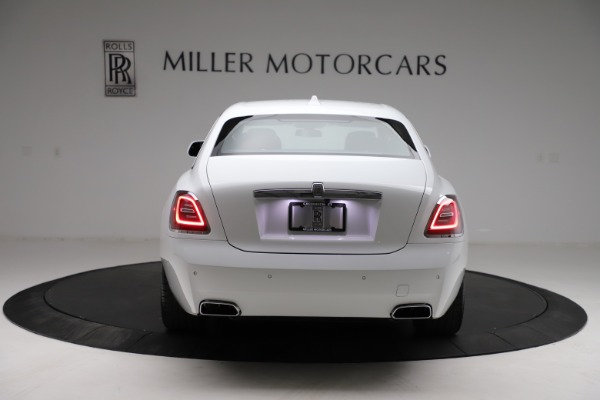 New 2021 Rolls-Royce Ghost for sale $390,400 at Bugatti of Greenwich in Greenwich CT 06830 7