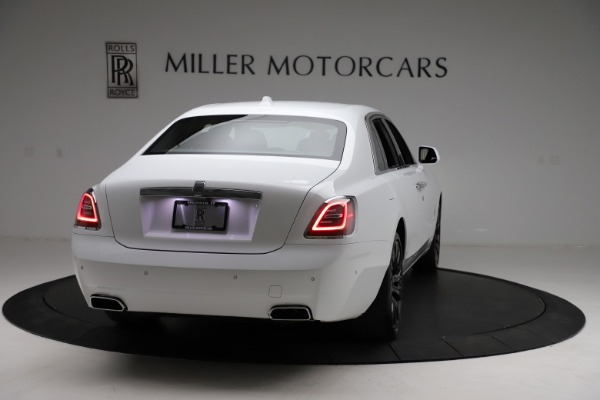 New 2021 Rolls-Royce Ghost for sale $390,400 at Bugatti of Greenwich in Greenwich CT 06830 8
