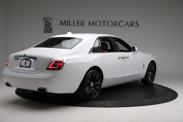 New 2021 Rolls-Royce Ghost for sale $390,400 at Bugatti of Greenwich in Greenwich CT 06830 9