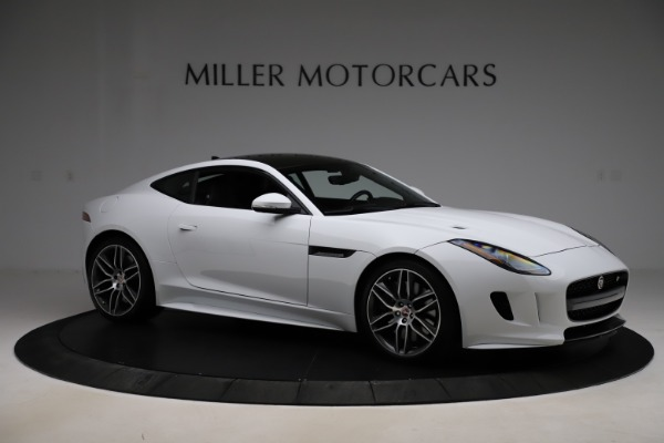 Used 2016 Jaguar F-TYPE R for sale $58,900 at Bugatti of Greenwich in Greenwich CT 06830 10