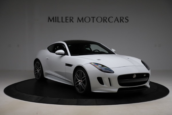Used 2016 Jaguar F-TYPE R for sale $58,900 at Bugatti of Greenwich in Greenwich CT 06830 11