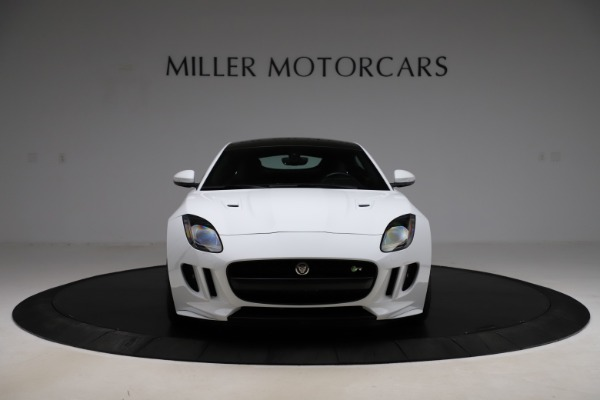 Used 2016 Jaguar F-TYPE R for sale $58,900 at Bugatti of Greenwich in Greenwich CT 06830 12