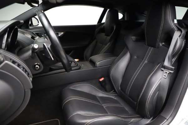 Used 2016 Jaguar F-TYPE R for sale $58,900 at Bugatti of Greenwich in Greenwich CT 06830 15