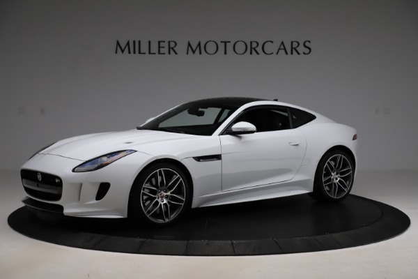 Used 2016 Jaguar F-TYPE R for sale $58,900 at Bugatti of Greenwich in Greenwich CT 06830 2