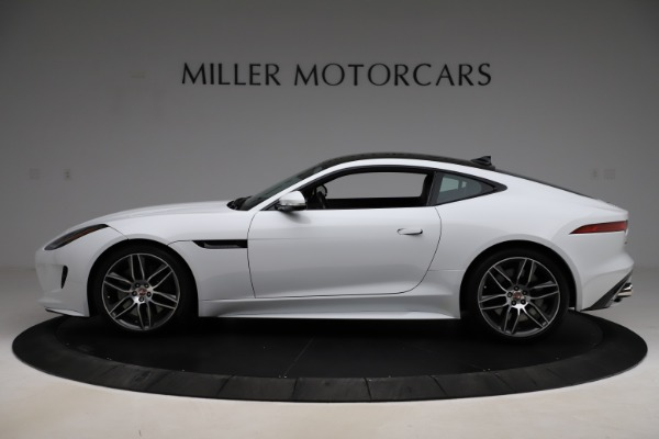 Used 2016 Jaguar F-TYPE R for sale $58,900 at Bugatti of Greenwich in Greenwich CT 06830 3