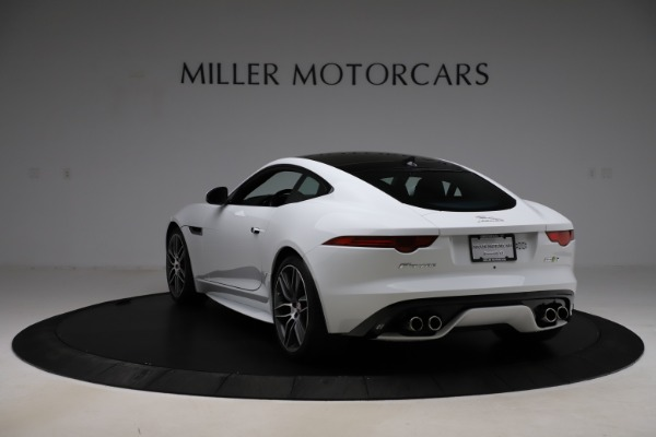 Used 2016 Jaguar F-TYPE R for sale $58,900 at Bugatti of Greenwich in Greenwich CT 06830 5