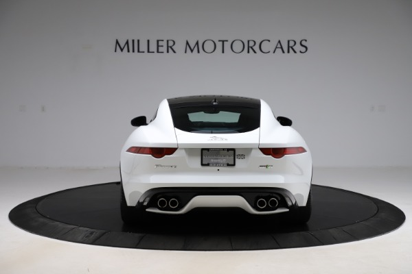 Used 2016 Jaguar F-TYPE R for sale $58,900 at Bugatti of Greenwich in Greenwich CT 06830 6