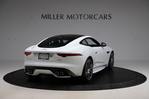 Used 2016 Jaguar F-TYPE R for sale $58,900 at Bugatti of Greenwich in Greenwich CT 06830 7