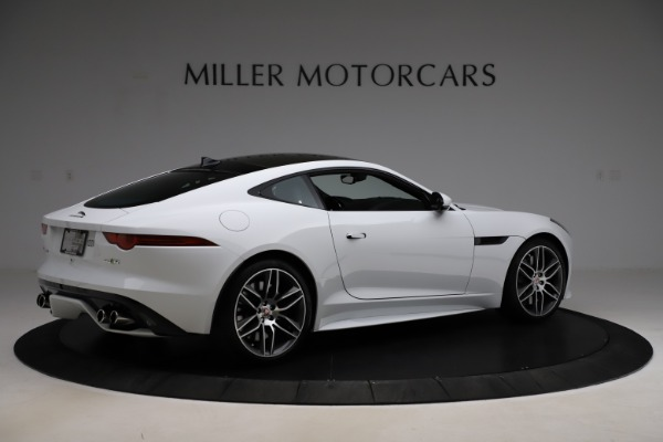 Used 2016 Jaguar F-TYPE R for sale $58,900 at Bugatti of Greenwich in Greenwich CT 06830 8