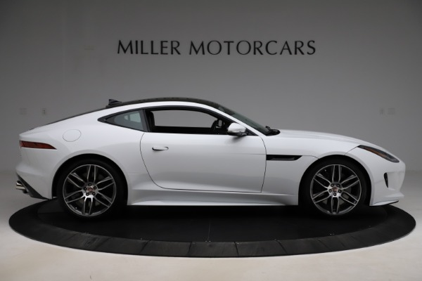Used 2016 Jaguar F-TYPE R for sale $58,900 at Bugatti of Greenwich in Greenwich CT 06830 9