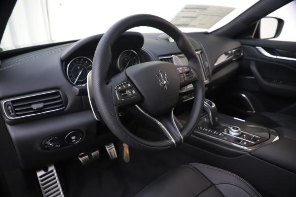 New 2021 Maserati Levante S Q4 GranSport for sale $107,135 at Bugatti of Greenwich in Greenwich CT 06830 13