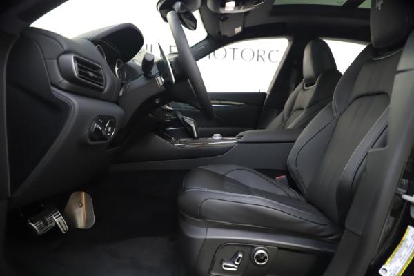 New 2021 Maserati Levante S Q4 GranSport for sale $107,135 at Bugatti of Greenwich in Greenwich CT 06830 14