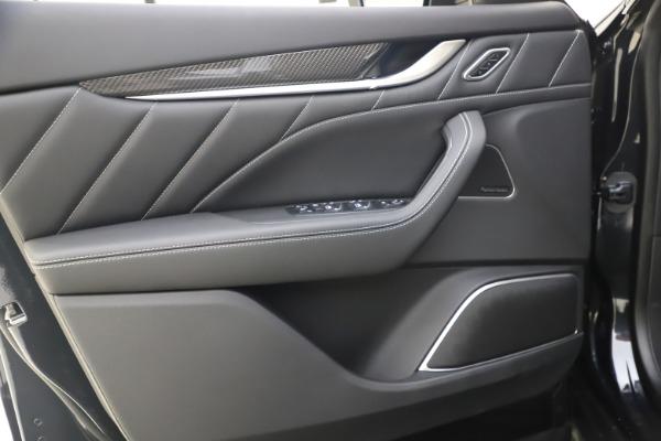 New 2021 Maserati Levante S Q4 GranSport for sale $107,135 at Bugatti of Greenwich in Greenwich CT 06830 17