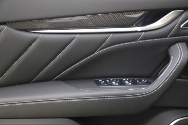 New 2021 Maserati Levante S Q4 GranSport for sale $107,135 at Bugatti of Greenwich in Greenwich CT 06830 18