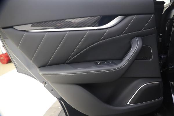 New 2021 Maserati Levante S Q4 GranSport for sale $107,135 at Bugatti of Greenwich in Greenwich CT 06830 22