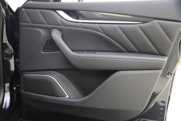 New 2021 Maserati Levante S Q4 GranSport for sale $107,135 at Bugatti of Greenwich in Greenwich CT 06830 26