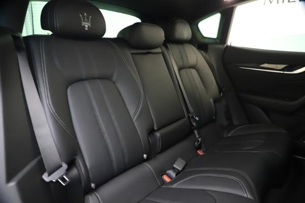 New 2021 Maserati Levante S Q4 GranSport for sale $107,135 at Bugatti of Greenwich in Greenwich CT 06830 27
