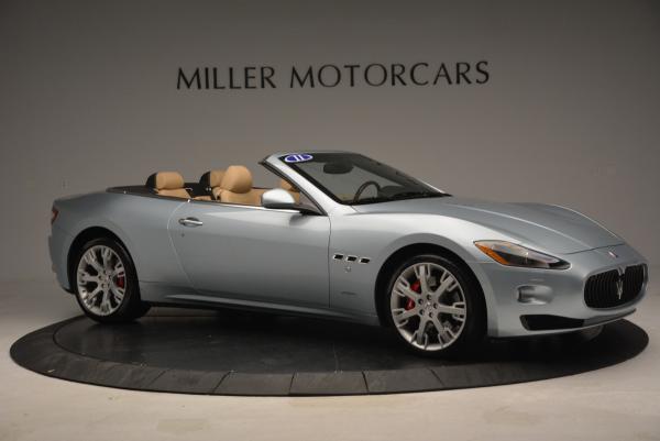 Used 2011 Maserati GranTurismo for sale Sold at Bugatti of Greenwich in Greenwich CT 06830 10