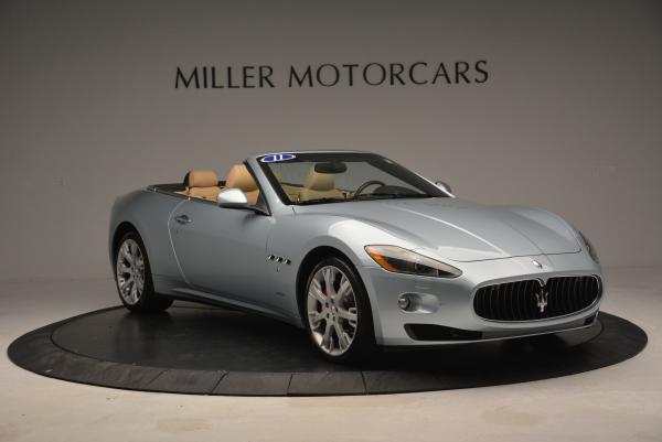 Used 2011 Maserati GranTurismo for sale Sold at Bugatti of Greenwich in Greenwich CT 06830 11