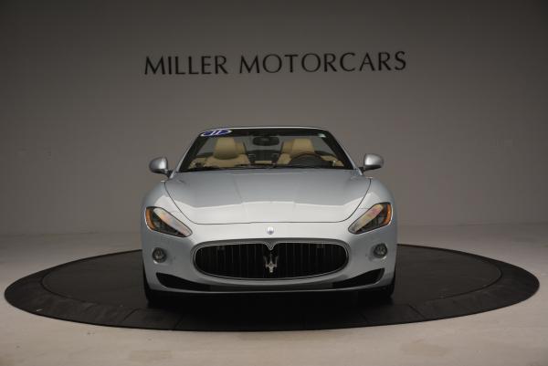 Used 2011 Maserati GranTurismo for sale Sold at Bugatti of Greenwich in Greenwich CT 06830 12