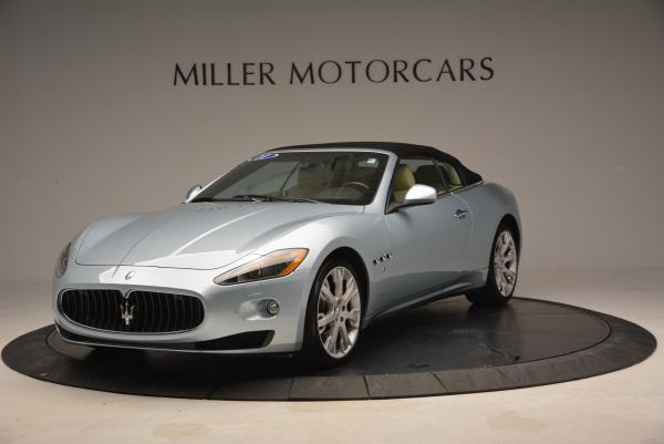 Used 2011 Maserati GranTurismo for sale Sold at Bugatti of Greenwich in Greenwich CT 06830 13