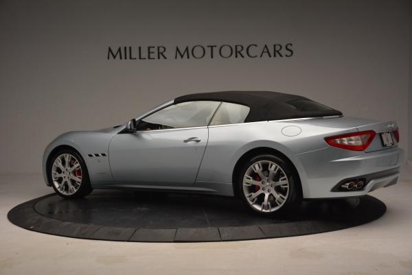 Used 2011 Maserati GranTurismo for sale Sold at Bugatti of Greenwich in Greenwich CT 06830 16