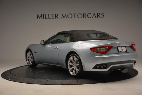 Used 2011 Maserati GranTurismo for sale Sold at Bugatti of Greenwich in Greenwich CT 06830 17
