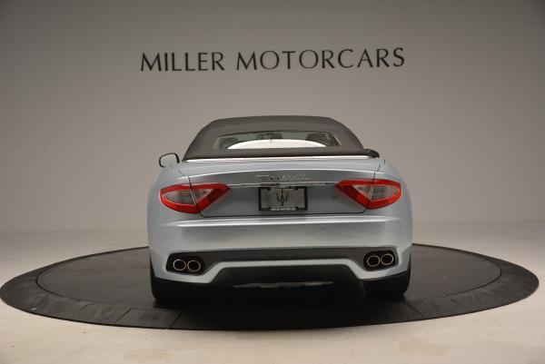 Used 2011 Maserati GranTurismo for sale Sold at Bugatti of Greenwich in Greenwich CT 06830 18