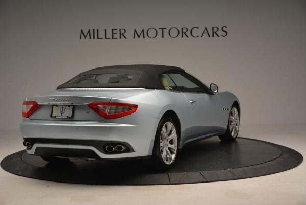Used 2011 Maserati GranTurismo for sale Sold at Bugatti of Greenwich in Greenwich CT 06830 19