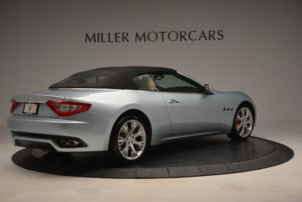 Used 2011 Maserati GranTurismo for sale Sold at Bugatti of Greenwich in Greenwich CT 06830 20