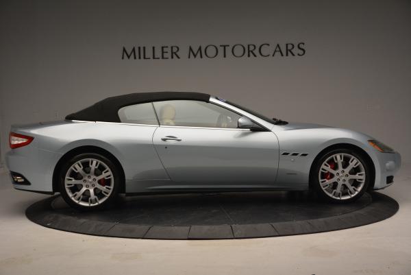 Used 2011 Maserati GranTurismo for sale Sold at Bugatti of Greenwich in Greenwich CT 06830 21