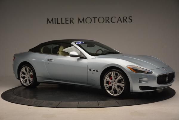 Used 2011 Maserati GranTurismo for sale Sold at Bugatti of Greenwich in Greenwich CT 06830 22