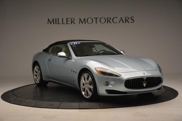 Used 2011 Maserati GranTurismo for sale Sold at Bugatti of Greenwich in Greenwich CT 06830 23
