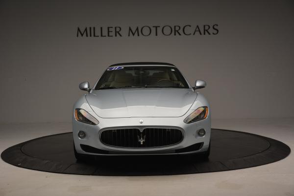 Used 2011 Maserati GranTurismo for sale Sold at Bugatti of Greenwich in Greenwich CT 06830 24