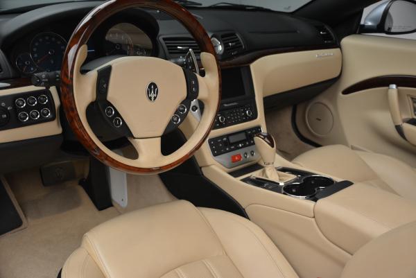 Used 2011 Maserati GranTurismo for sale Sold at Bugatti of Greenwich in Greenwich CT 06830 25