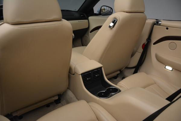 Used 2011 Maserati GranTurismo for sale Sold at Bugatti of Greenwich in Greenwich CT 06830 28