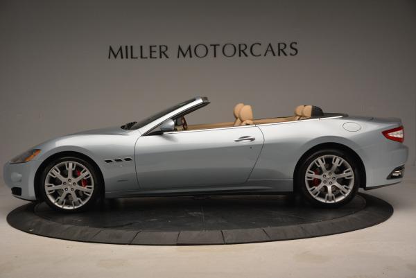 Used 2011 Maserati GranTurismo for sale Sold at Bugatti of Greenwich in Greenwich CT 06830 3