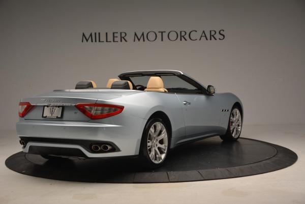 Used 2011 Maserati GranTurismo for sale Sold at Bugatti of Greenwich in Greenwich CT 06830 7